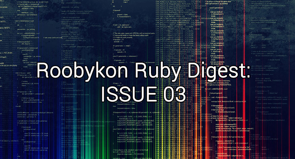 Roobykon Ruby Issue 03