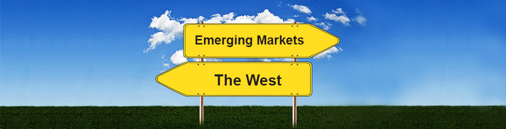 The West vs Emerging Markets