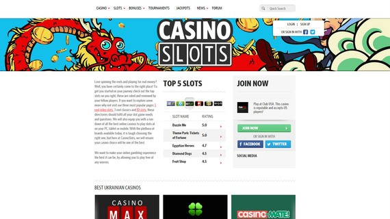 Casinoslots screen2